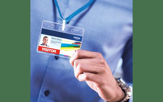 VC-500W Imprimante d'étiquettes pleine couleur 6