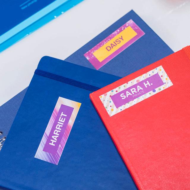 VC-500W Imprimante d'étiquettes pleine couleur 11