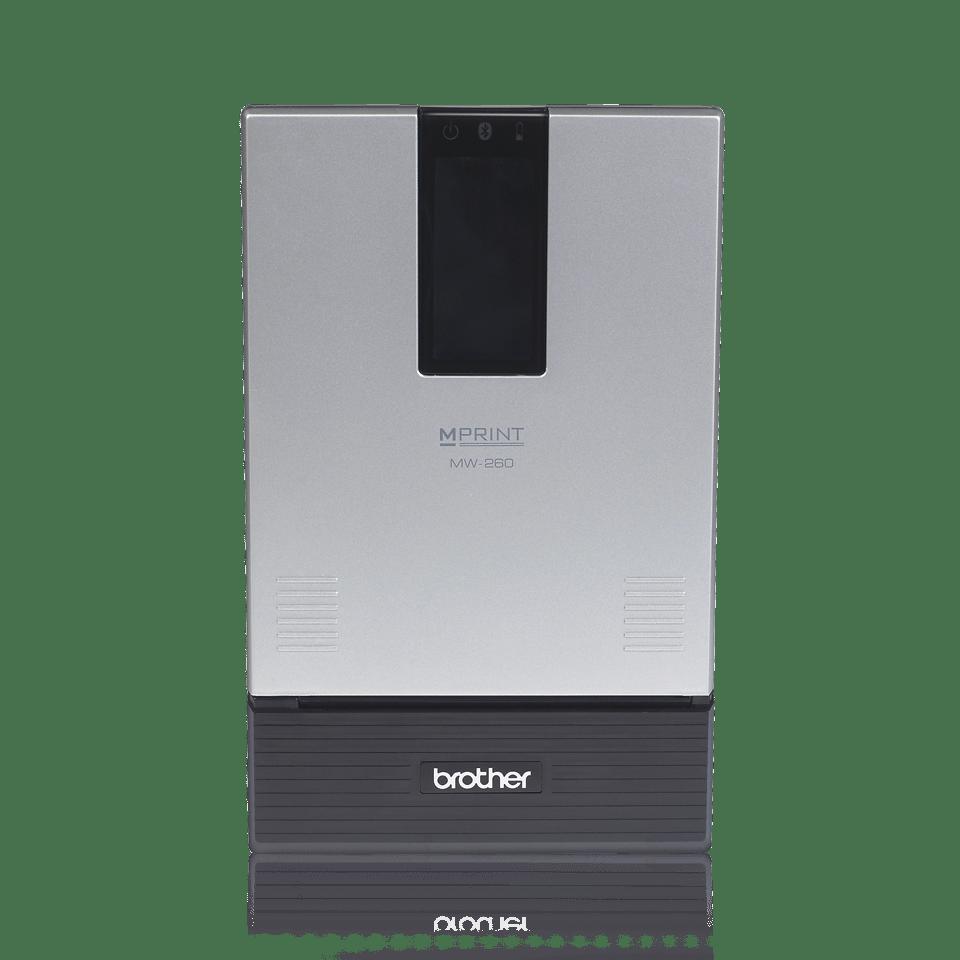 MW260A - Impresora portátil profesional A6