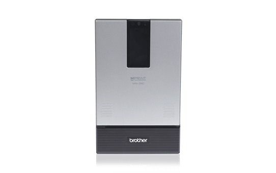 MW-260 mobiele thermische A6 printer + Bluetooth 2