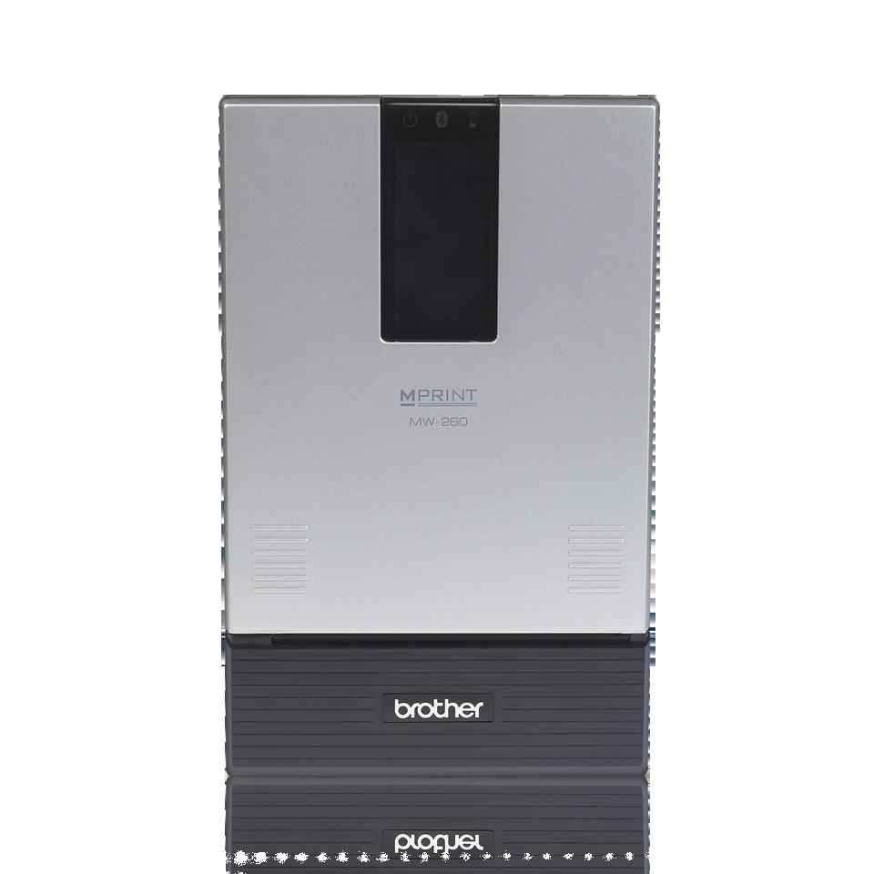 Impressora portátil MW-260, Brother