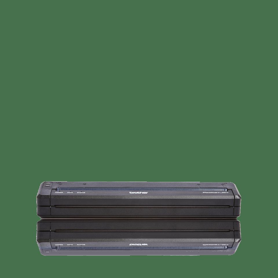 Brother PJ722 Pocketjet mobil A4 skriver front