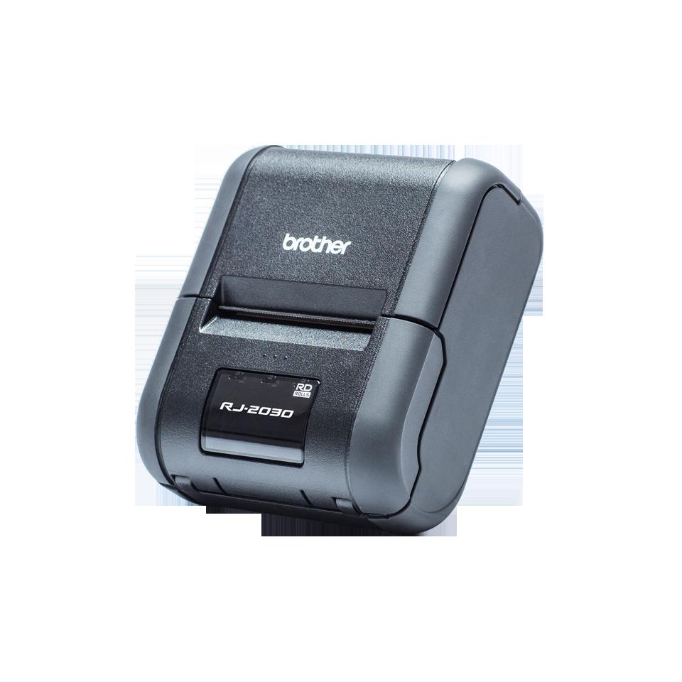RJ-2030 Imprimante mobile 2 pouces à impression thermique pour reçus + Bluetooth