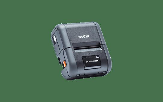 RJ-2030 Rugged Mobile Printer + LCD 3
