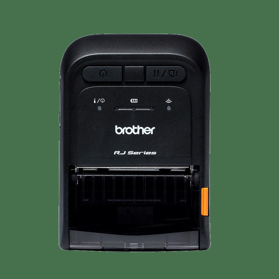Brother RJ2035B mobil skriver front