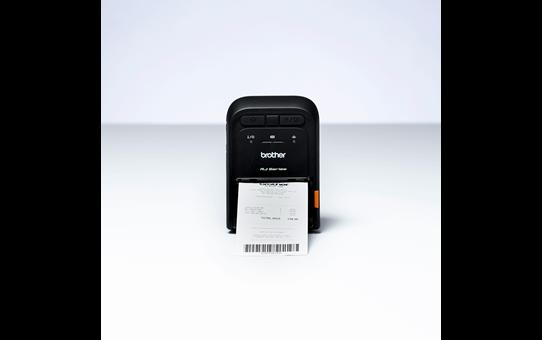 RJ-2035B petite imprimante portable thermique 2 pouces + Bluetooth + NFC + compatibilité iOS 5