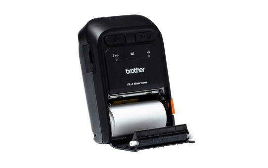 Brother RJ2055WB mobil kvitteringsskriver med trådløs og Bluetooth tilkobling 4