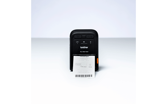 RJ-2055WB draagbare thermische 2 inch printer + WiFi + Bluetooth + NFC 5