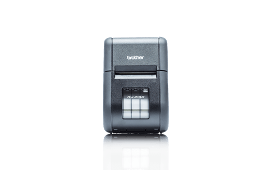 RJ-2140 draagbare thermische 2 inch printer + WiFi 2