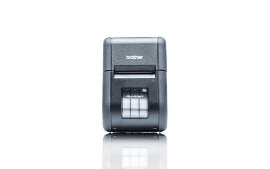 RJ-2150 draagbare thermische 2 inch printer + WiFi + Bluetooth + iOS compatibel 2