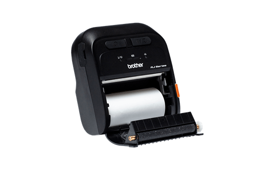 RJ-3035B draagbare thermische 3 inch printer + Bluetooth + NFC + iOS compatibel 4