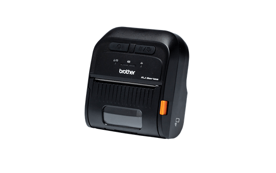 Brother RJ-3035B Mobile Receipt Printer 3