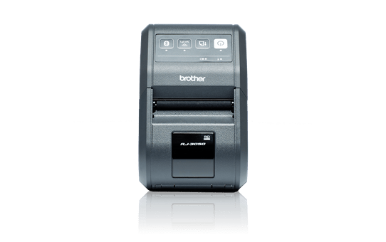 RJ-3050 stampante portatile per ricevute ed etichette a lunghezza continua