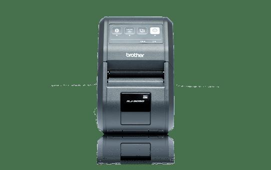 RJ-3050 draagbare thermische 3 inch printer + WiFi + Bluetooth + iOS compatibel 2