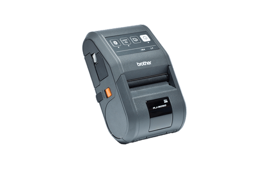 RJ-3050 imprimante portable thermique 3 pouces + WiFi + Bluetooth + compatibilité iOS 3