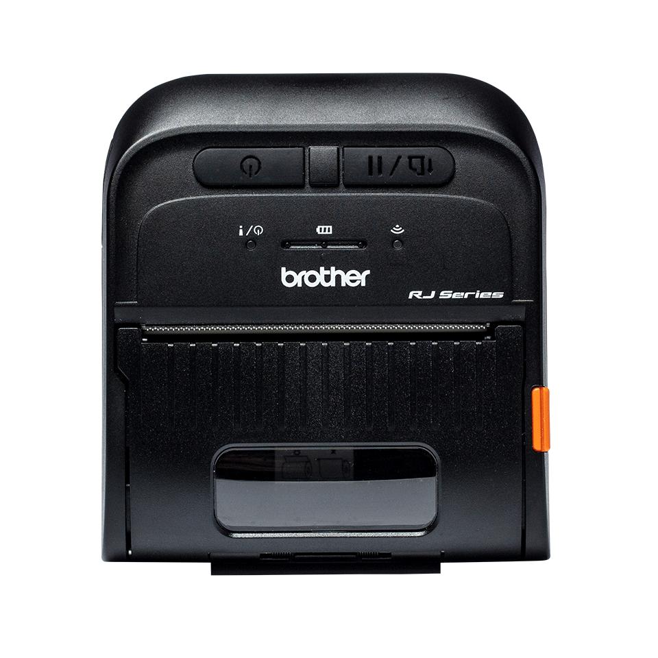 Brother RJ-3055WB stampante portatile per etichette e ricevute 3