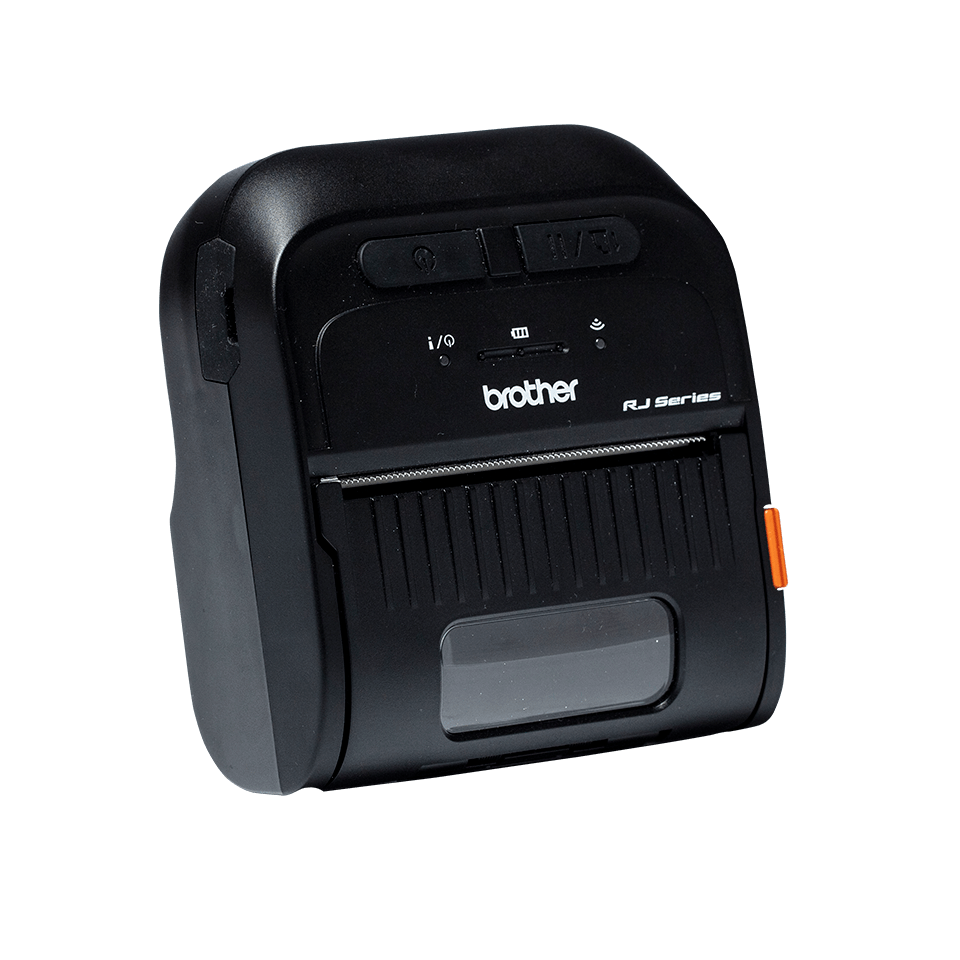RJ-3055WB Mobile Label and Receipt Printer 2
