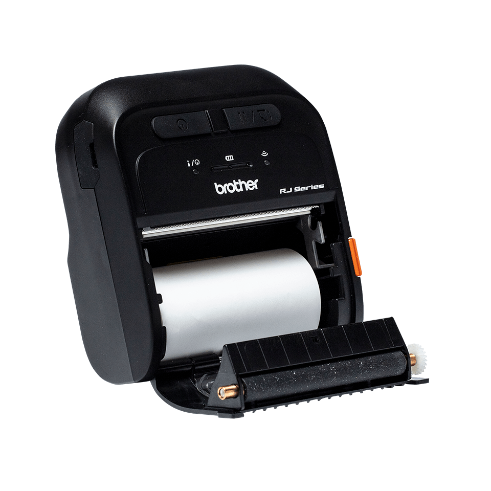 Brother RJ-3055WB - mobilus etikečių ir čekių spausdintuvas 4