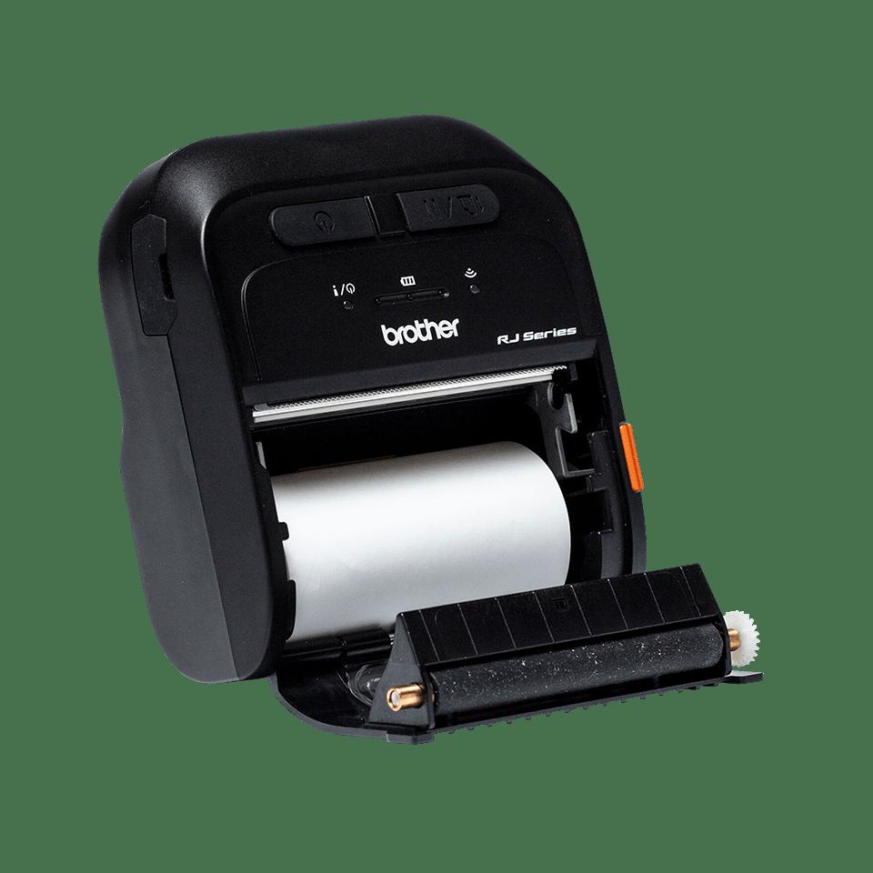 mobilná tlačiareň štítkov a bločkov Brother RJ-3055WB 4