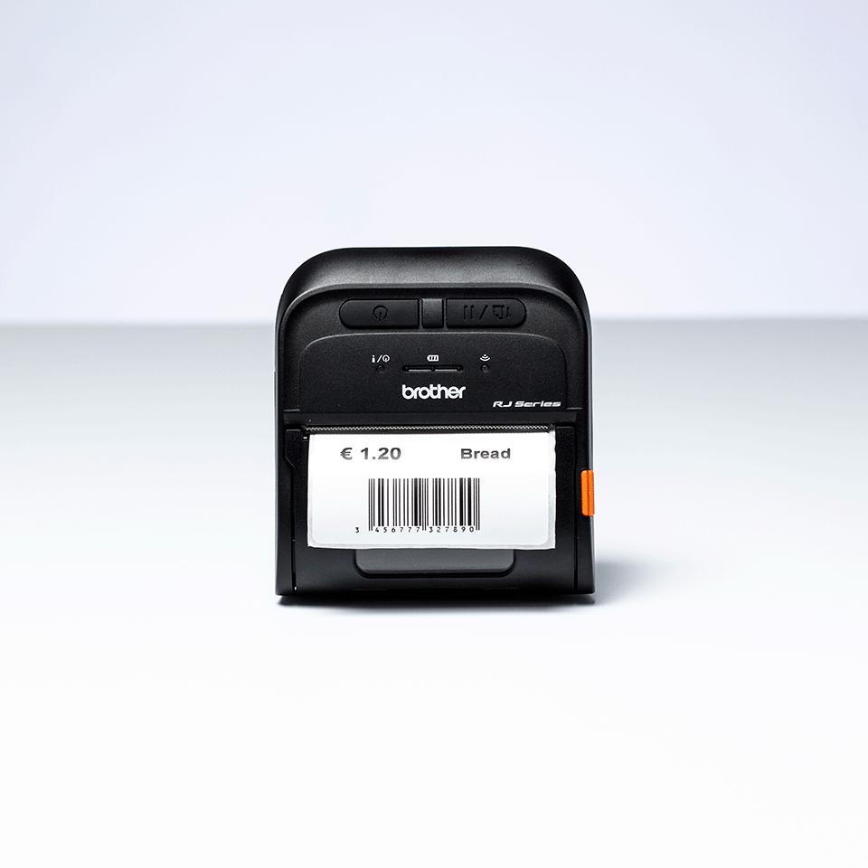 mobilná tlačiareň štítkov a bločkov Brother RJ-3055WB 5