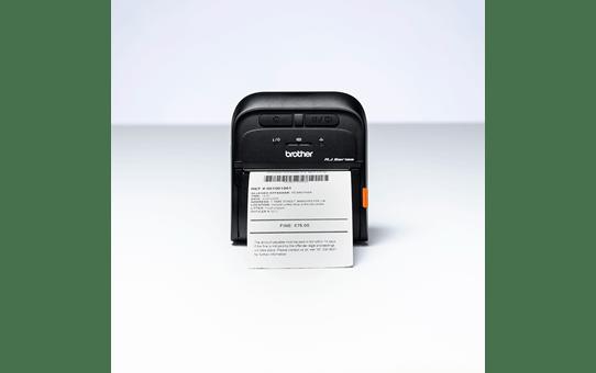 Mobilna drukarka etykiet i paragonów Brother RJ-3055WB 6
