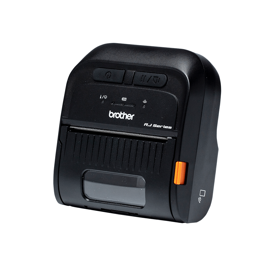 Brother RJ-3055WB - mobilus etikečių ir čekių spausdintuvas 3