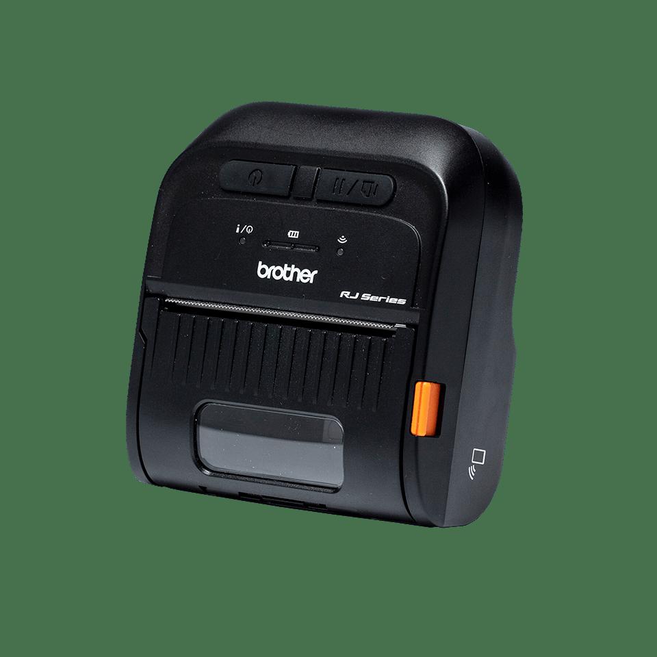 mobilná tlačiareň štítkov a bločkov Brother RJ-3055WB 3