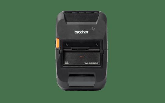 RJ-3230BL - Imprimante d'étiquettes mobile robuste Brother