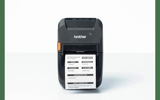 RJ-3230BL - Imprimante d'étiquettes mobile robuste Brother  6