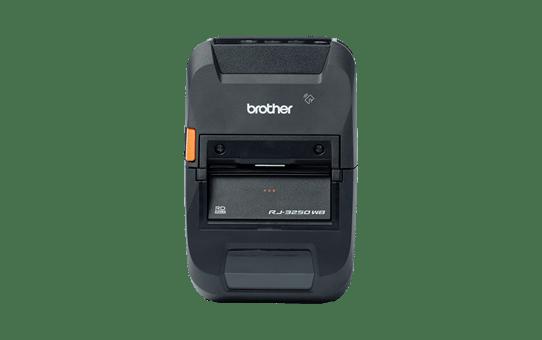 RJ-3250WBL - Imprimante d'étiquettes mobile robuste Brother