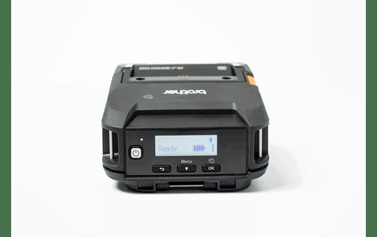 RJ-3250WBL - Imprimante d'étiquettes mobile robuste Brother 4