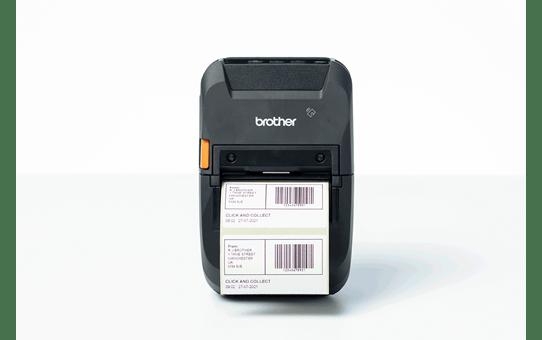 RJ-3250WBL - Imprimante d'étiquettes mobile robuste Brother 5