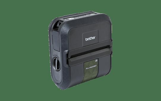 RJ-4030 draagbare thermische 4 inch printer + Bluetooth + seriële aansluiting 3