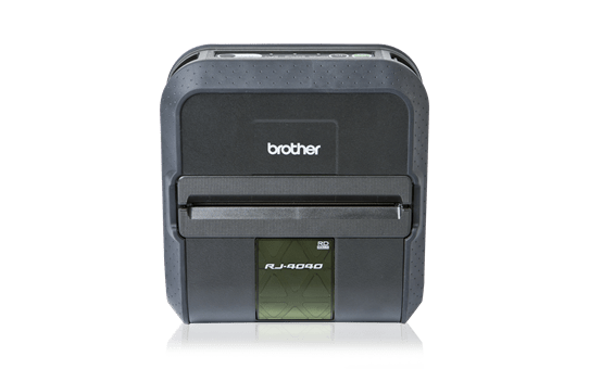 RJ-4040 draagbare thermische 4 inch printer + WiFi + seriële aansluiting 2