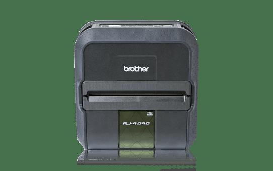 RJ-4040 imprimante portable thermique 4 pouces + WiFi + connexion série 2