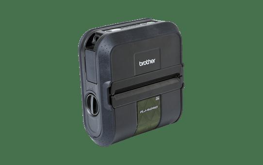 RJ-4040 draagbare thermische 4 inch printer + WiFi + seriële aansluiting 3
