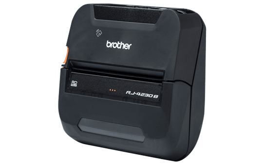 RJ-4230B4 inch Mobile Printer