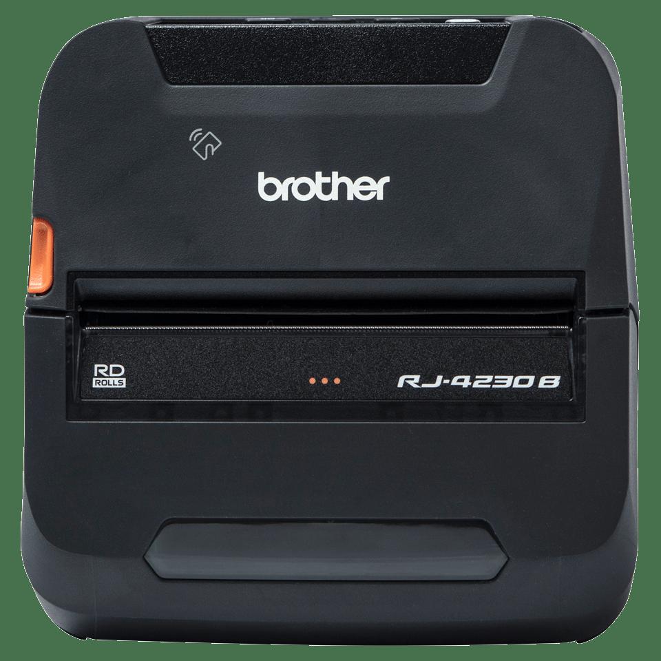 RJ4230Bmobil kvitteringsskriver og etikettskriver med Bluetooth 3