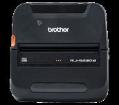 RJ4230Bmobil kvitteringsskriver og etikettskriver med Bluetooth