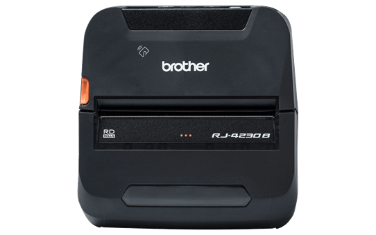 RJ-4230B draagbare thermische 4 inch printer + Bluetooth + NFC + iOS compatibel