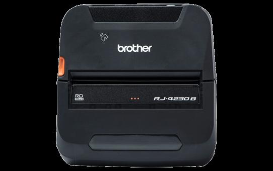 RJ-4230B imprimante portable thermique 4 pouces + Bluetooth + NFC + compatibilité iOS