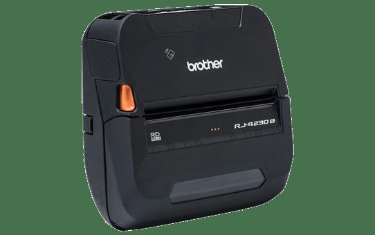 Brother RJ4230B-mobiilitulostin kuitti- ja tarratulostukseen Bluetoothilla 3