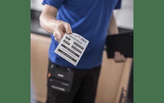 "RJ-4250WB Rugged 4"" Mobile Printer 2"