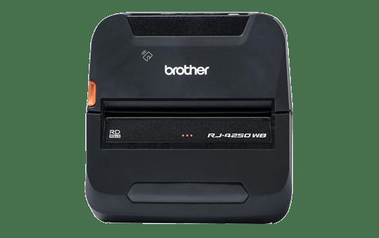 RJ-4250WB Stampante portatile per etichette e ricevute