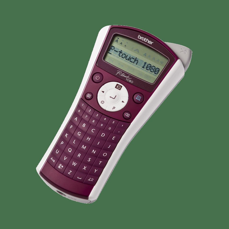 PT-1080 P-touch étiqueteuse à ruban