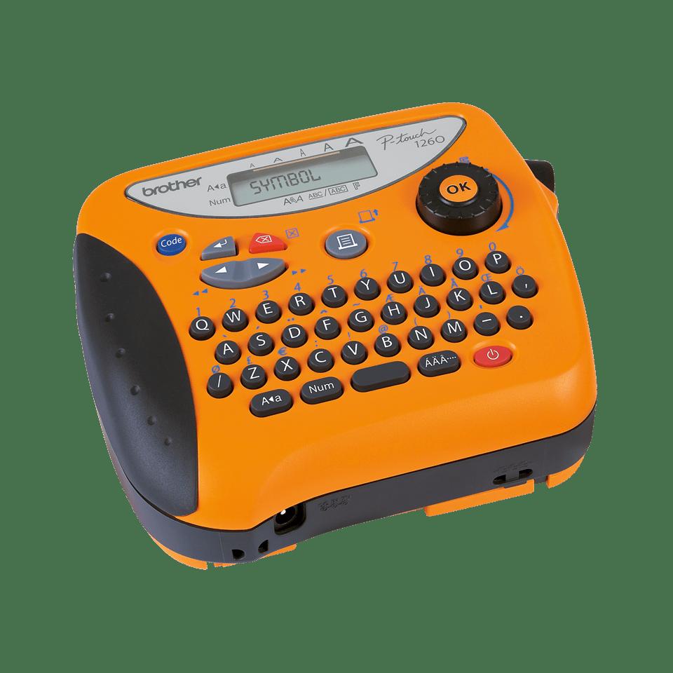 PT-1260VP P-touch étiqueteuse à ruban 3