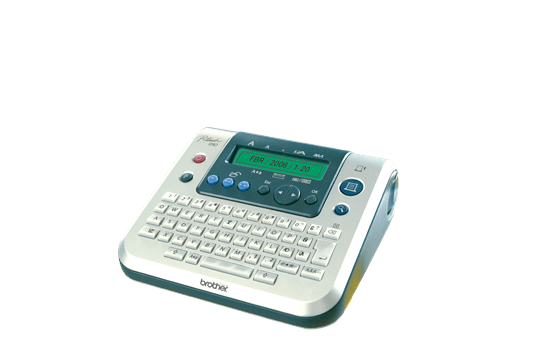 PT-1280DT P-touch étiqueteuse à ruban