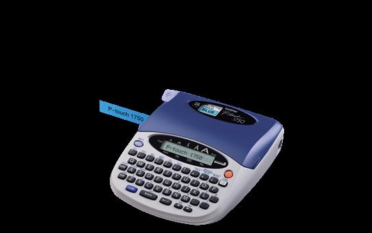PT-1750 P-touch tape labelprinter