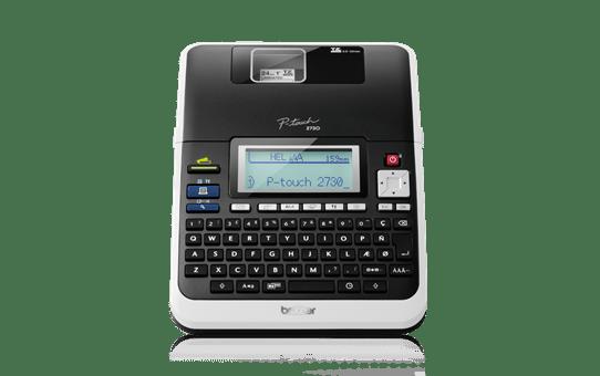 PT-2730VP P-touch étiqueteuse à ruban 2