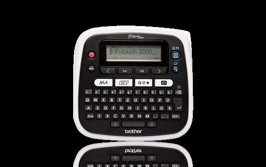 PT-D200BW P-touch étiqueteuse à ruban